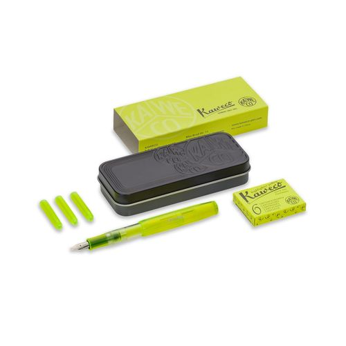 Kaweco Ice Sport Set Textmarker Yellow